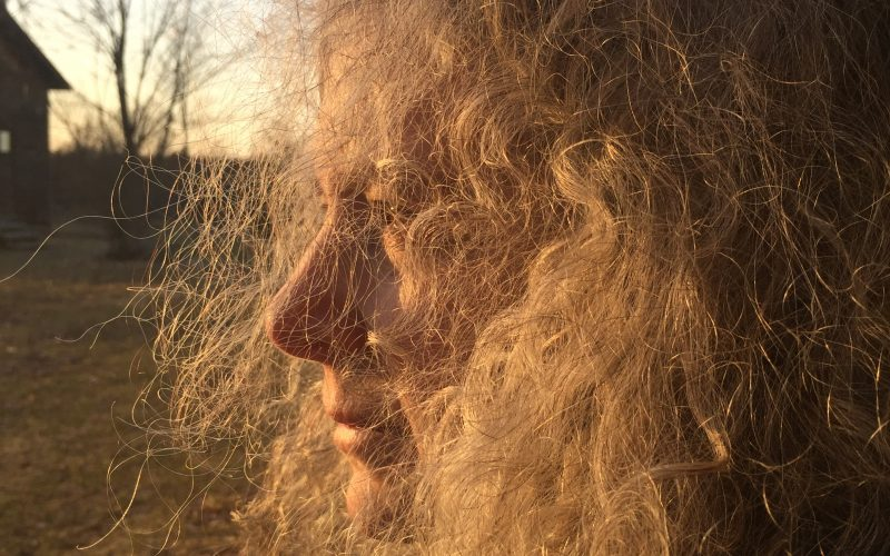 Photo of composer Allison Cameron