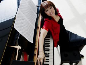 Composer Alexina Louie