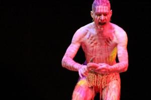 Dancer from Jindi Woraback Company