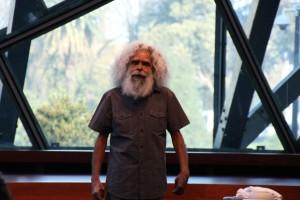 Uncle Jack Charles, Australian artist