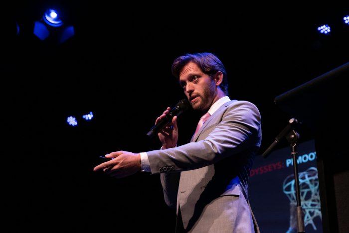 Executive Director Ben Dietschi
