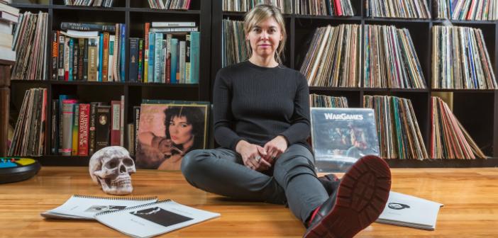 Composer Nicole Lizée Photo by Marc Bourgeois