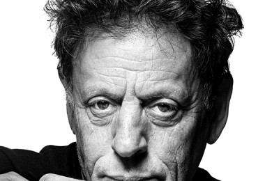 Philip Glass_photo by Raymond Meier_featured image