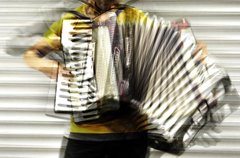 Modern music featuring the accordion - Soundstreams