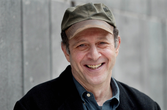 Composer Steve Reich who performs at Soundstreams' April 14 concert at Massey Hall